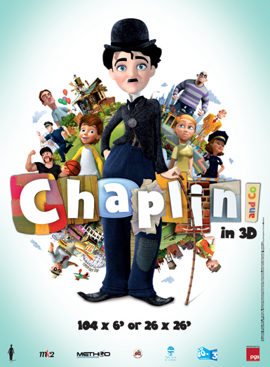 Chaplin and co ON kids and family, Method Animation, ON Entertainment, ON Animation Studios