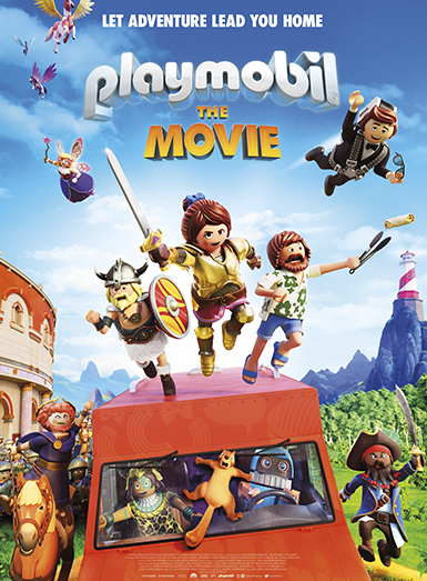 Playmobil the movie, Playmobil le film, ON Animation Studios, ON kids & family, Playmobil, ON Entertainment