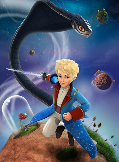 Le Petit Prince, ON kids and family, Method Animation, ON Entertainment, ON Animation Studios